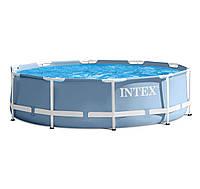 Каркасный бассейн Intex 28712 (366x76 cм) с фильтр-насосом