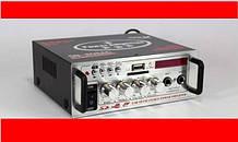 Підсилювач AMP 808 ukc Xplod SN-808