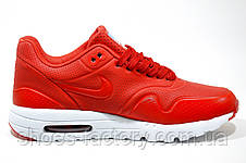 Кроссовки женские в стиле Nike Air Max 1 Ultra Moire, Red, фото 3