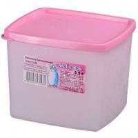 """Контейнер пищевой  """"Artic Box"""".  0.9 литра.    """"LUX/ELIT/ODESSA"""""""