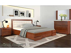 Кровать двуспальная Регина Люкс с подъемным механизмом, фото 2