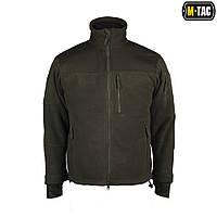 Флисовая куртка Alpha Microfleece Jacket Olive M-TAC , фото 1