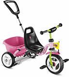 Велосипед триколісний Puky Cat 1 L надувні колеса, фото 4