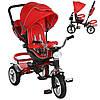 Велосипед трехколесный с поворотным сиденьем Turbo Trike M 3199-3HA Red