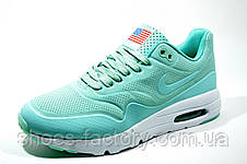 Кроссовки женские Nike Air Max 1 Ultra Moire, Turquoise, фото 2