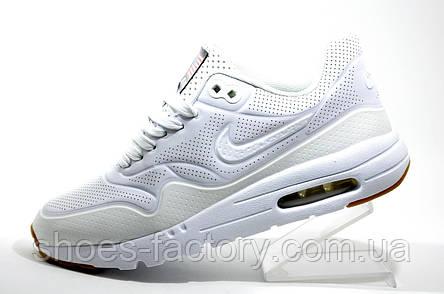 Кроссовки женские в стиле Nike Air Max 1 Ultra Moire, White, фото 2