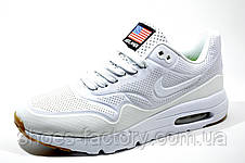 Кроссовки женские Nike Air Max 1 Ultra Moire, White, фото 2