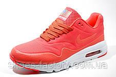 Кроссовки женские в стиле Nike Air Max 1 Ultra Moire, Coral, фото 2