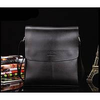Удобная мужская сумка Kangaroo Kingdom на плече. Деловой стиль. Хорошее качество. Купить онлайн. Код: КДН1607