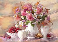 Алмазная вышивка Букет полевых цветов