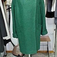 Куртки  женские  длинные  кашемир