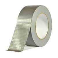 Универсальная армированная лента НРХ 1900 серебро 50 мм х 50 м