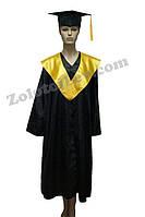 Мантия выпускника бакалавра
