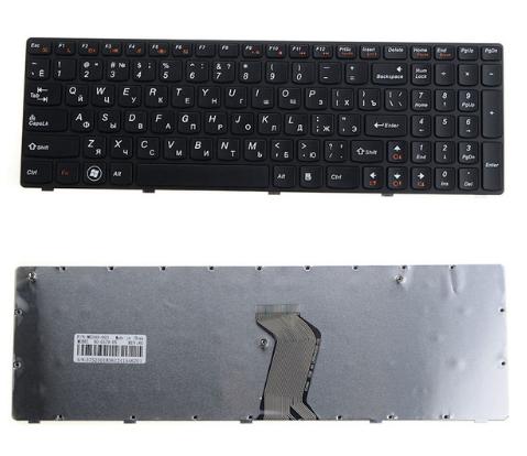 Клавиатура для Lenovo G560, G565, G560A, G565A, G560E, G560L