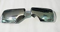 Накладки на зеркала заднего вида BMW E 46  ( 1998-2001 г.)