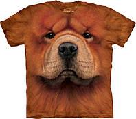 3-D футболка CHOW CHOW FACE