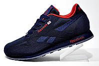Кроссовки мужские Reebok Classic Runner Jacquard, Red\Dark Blue