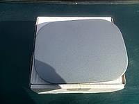 Лючок бензобака с петлей Daewoo Lanos / ЗАЗ Ланос / ЗАЗ Сенс седан (темно-серый)