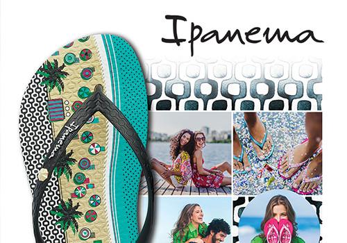 Ipanema, rider, grendha (Коллекция 2017)