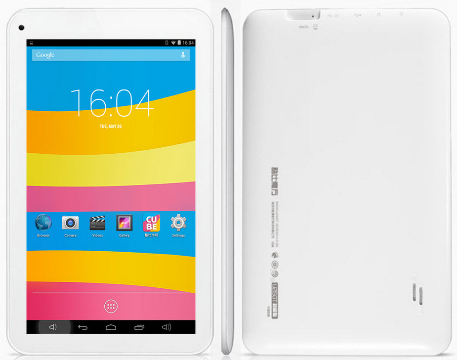 "Планшет Cube U27gt  Android 4.2 4яд 1-8 Gb 8"""