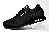 Кроссовки мужские Reebok Classic Runner Jacquard, Black\White