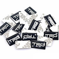 Эмблема TRD - силиконовая, фото 1