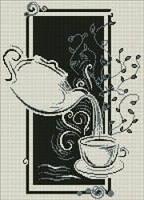 Схема для вышивания бисером Сиеста СЛ-3011