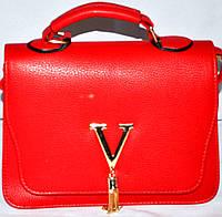 Женские клатчи и сумочки на плечо (КРАСНЫЙ)