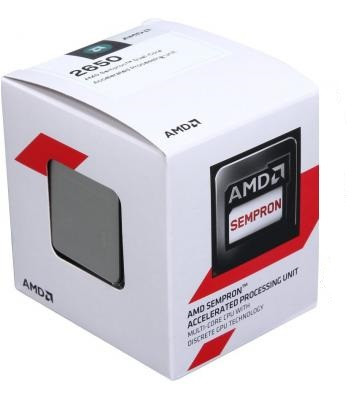 "Процессор AMD Sempron X2 2650 1.45GHz Socket AM1  ""Over-Stock"" Б/У"