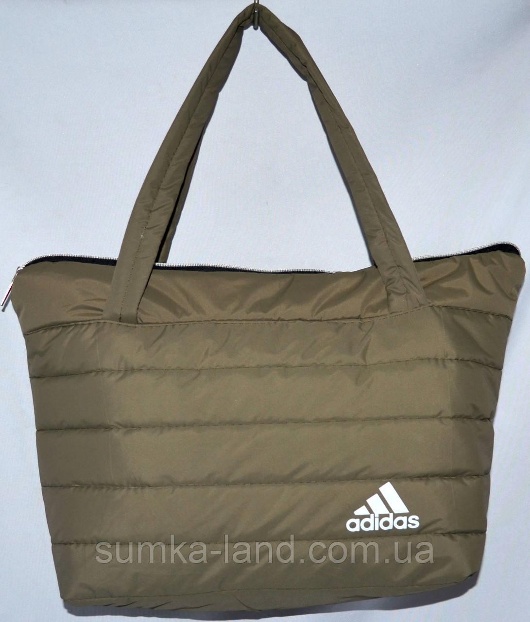 Женские спортивны сумки (ХАКИ)