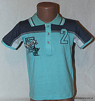 "Двухсторонняя футболка для мальчика ""POLO"" (от 3 до 6 лет)"