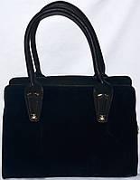 Женские сумки (ЧЕРНЫЙ - ЗАМШ)