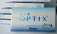 Контактные линзы ALCON, Air Optix Aqua