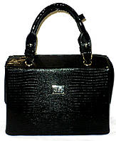 Женские сумки B.ELIT (ЧЕРНЫЙ - КРОКОДИЛ)