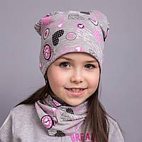 Модный комплект на весну для девочки в розницу - Артикул 2057