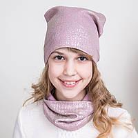 Стильный весенний комплект для девочки - Артикул 2062b