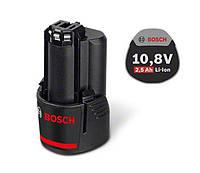 Литий ионные аккумуляторы Bosch 10.8 Li 2.5 Ah (1600A004ZL)