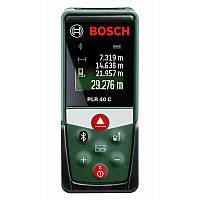 Лазерный дальномер Bosch PLR 40 C (0603672320)
