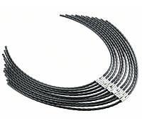Леска для триммера Bosch AFS 23-37 (10 шт) (F016800431)