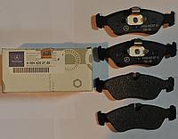 Оригинальные задние колодки SPRINTER, G-CLASS, VW LT  до 2005г.