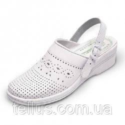 Обувь для медиков кожа