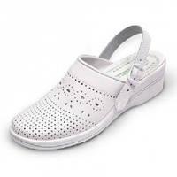Обувь для медиков кожа, фото 1
