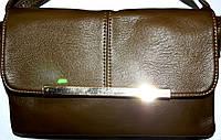Женские клатчи и сумочки на плечо (ХАКИ)