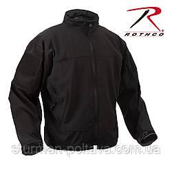 Куртка тактична чорна ROTCHO