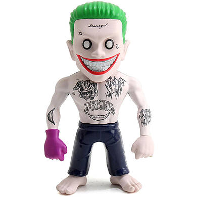 Джокер железная фигурка из фильма Отряд самоубийц / Joker Suicide Squad Metals JADA
