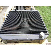 Радиатор вод. охлажд. ЛАЗ 699 (4-х рядн.) ШААЗ Р699-1301010