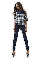 Современный костюм кофта и джинсы. Разные цвета.