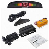 Автомобильный парковочный радар - Парктроник 4 датчика LED дисплей