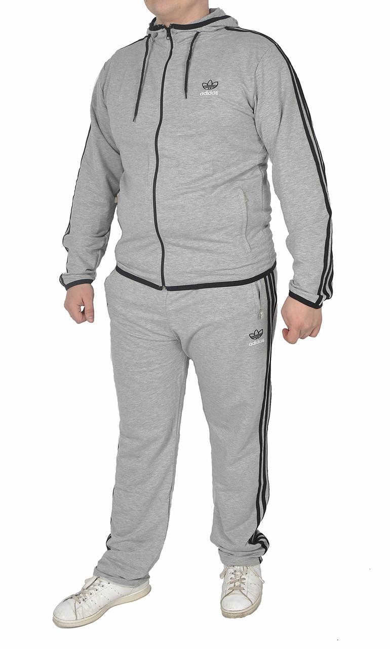 7727e1d91a621e Чоловічий трикотажний спортивний костюм в стилі Adidas, цена 855 грн.,  купить Хмельницький — Prom.ua (ID#515197770)