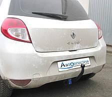 Фаркоп на Renault Clio хэтчбек (2005-2012) Рено Клио